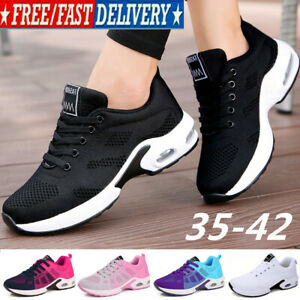 Women-Running-Shoes-Breathable-Athletic-Casual-Sneakers-Sport-Tennis-Walking-Gym