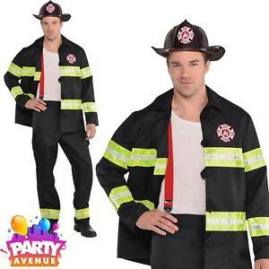Fireman sexy costume
