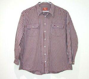 RM-Williams-Formal-Button-Down-Dress-Shirt-Rare-Men-039-s-Size-2X