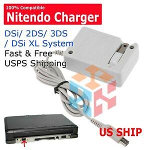 Nuevo-Adaptador-De-Corriente-Alterna-Casa-Pared-Cargador-Cable-para-Nintendo-DSi-2DS-3DS-DSi-XL