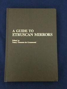 Thomson de Grummond A guide to estruscan mirrors Archeological News Inc. - Italia - Thomson de Grummond A guide to estruscan mirrors Archeological News Inc. - Italia
