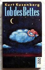 LOB DES BETTES - Kurt Kusenberg