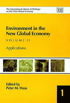1 of 1 - USED (LN) Environment in the New Global Economy (2 Volume Set) (The Internationa