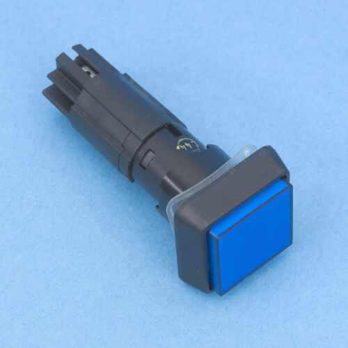 RAFI Signalleuchte 1.65123.006//1607 blau Kontrollampe 24V LUMOTAST 25S