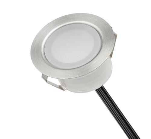 WIFI Kontroller 45mm RGBW LED Bodeneinbaustrahler Einbauleuchte Terrasse Außen