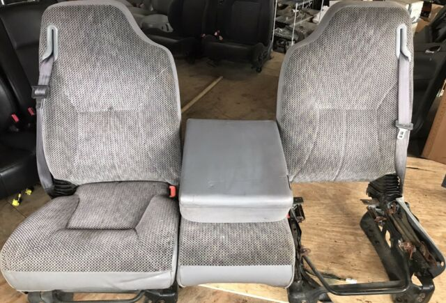 1998-2001 98 99 00 01 Dodge RAM 1500 2500 3500 Extended CAB Pickup Front  Seats