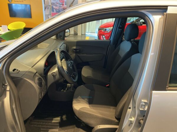 Dacia Lodgy 1,3 TCe 100 Streetway 7prs - billede 5