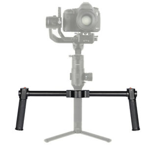 For-DJI-Ronin-S-Handheld-Gimbal-Stabilizer-Dual-Handle-Grip-Bar-Camera-Bracket