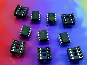 Stk-5-x-ATTINY-13-a-avec-sans-5-x-dip8-socle-socket-micro-controleur-MCU-AVR