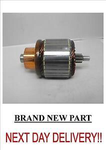 Motor-de-Arranque-Nuevo-Armature-para-Vauxhall-Zafira-2000-06-Hitachi-S114829