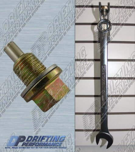 TC SPORTLINE MAGNETIC OIL DRAIN PLUG FOR INFINITI M56 Q45 QX4 QX56 M35H