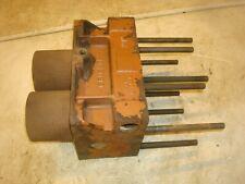 1962 Minneapolis Moline Mm Jet Star Tractor Cylinder Block