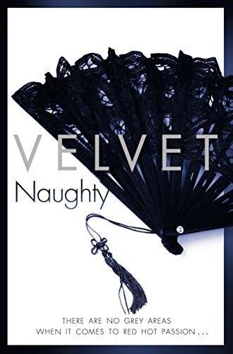 1 of 1 - New, Naughty, Velvet, Book