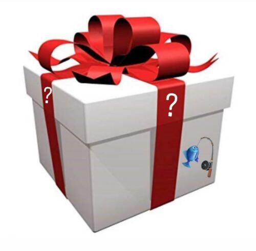 Fishing Christmas Birthday Present Surprise best brands Carp,Match,Predator SAVE