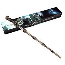 Harry Potter Movie Albus Dumbledore Magical The Elder Magic Wand In Box
