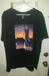 3fd9125097b3 brand new tags air jordan black xxl 2xl shirt mj mondays michael ...