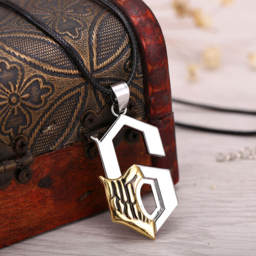Bleach Grimmjow Jaegerjaquez the Sexta 6th Blade Espada Necklace Pendant
