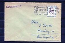 Berlín michel nº 163 en necesidades carta Theodor Mommsen-b0436