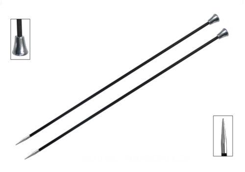 35 cm-TUTTE LE TAGLIE Knit Pro Karbonz Giacche Ferri da 25cm