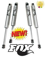"2003-2009 Hummer H2 FOX Performance 2.0 IFP Shocks Front/Rear for 0-1"" Lift Kits"