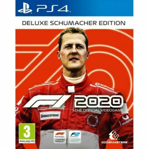 F1 2020 DELUXE SCHUMACHER EDITION PLAYSTATION 4 PREORDER