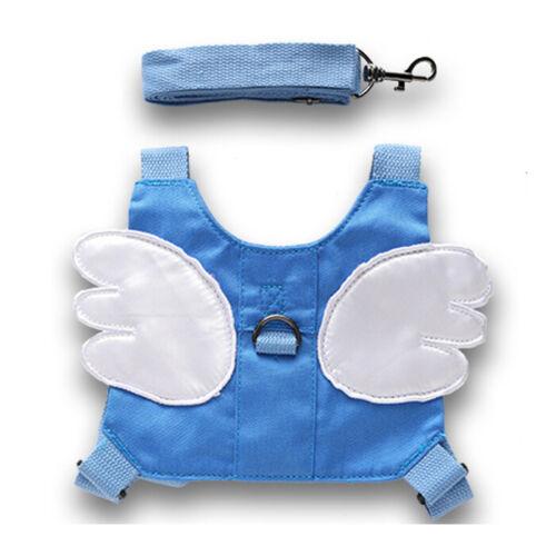 Kids Baby Safety Harness Toddler Walker Buddy Strap Walker Leash Anti-Lost Line