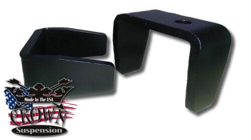 "5/"" Rear Lowering Drop Flip Kit Axle Relocators Fits 1989-2011 Ford Ranger"