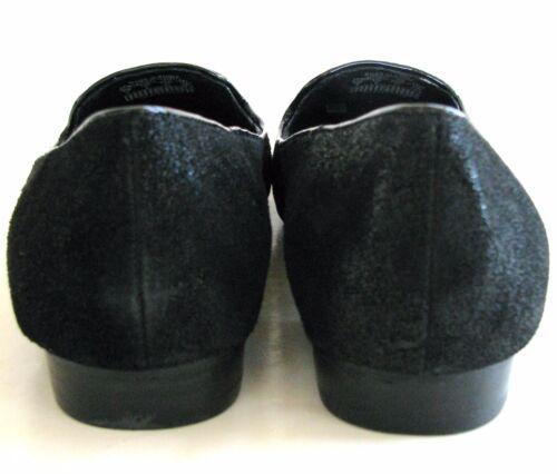 Basse Donna sz Pelle 7 Shoes 10 Fossil 5 Calabash Nero Nuovo Camoscio 7 qAYw1UX