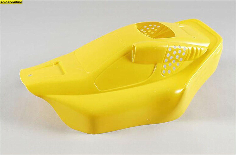FG Karosserie Leopard Sportsline, gelb - 67110 - body shell Gelb, Karosse  | Guter weltweiter Ruf