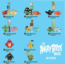 """MCDONALD'S 2016  COLUMBIA  PICTURES  """"ANGRY BIRDS THE MOVIE""""  =  # 9  BOMB"""