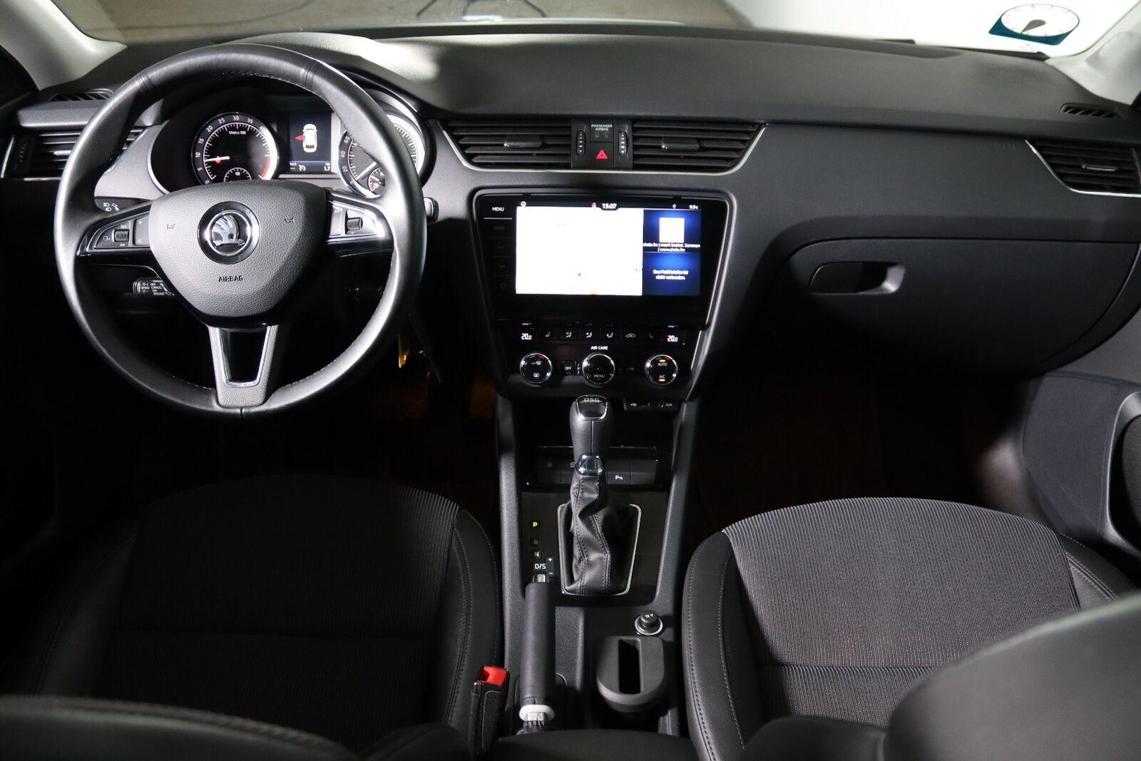 Skoda Octavia 1,6 TDi 115 Style Combi DSG - billede 7