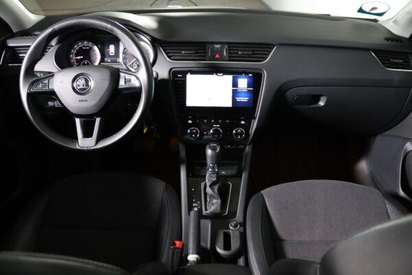 Skoda Octavia 1,6 TDi 115 Style Combi DSG billede 7