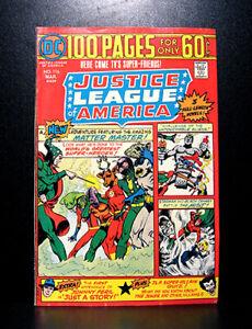 COMICS-DC-Justice-League-of-America-116-1975-1st-Golden-Eagle-100-pages