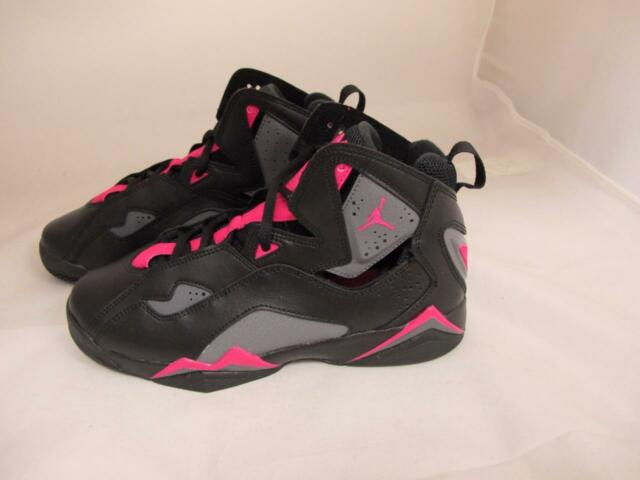Jordan Black Flight Fuchsia Gg Kids True L4j35AR