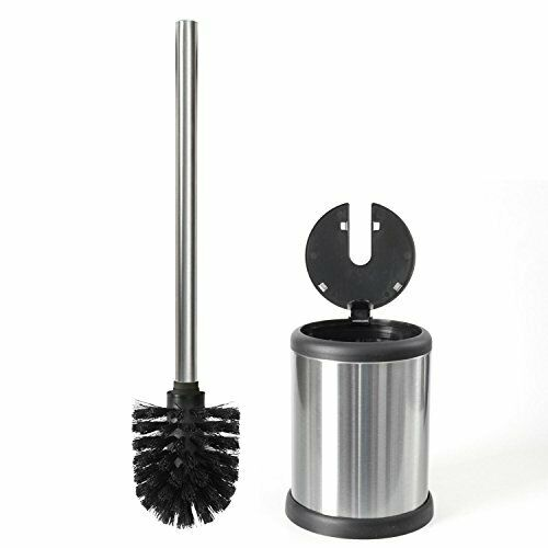 ToiletTree Products Deluxe Toilet Brush with Lid