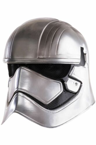Captain Phasma Star Wars The Force Awakens Child 2-Piece Deluxe Overhead Helmet