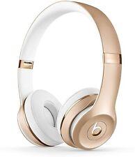 Beats By Dr. Dre | Solo 3 беспроводные наушники на уши (совершенно новый-золотой)