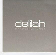 (EA667) Delilah, Shades of Grey - 2012 DJ CD