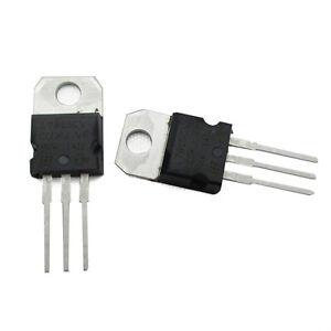 10Pcs-L7905CV-L7905-7905-TO-220-1-5A-5V-Voltage-Regulator