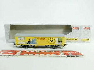 Bc595-0-5-Piko-h0-dc-72048-vagones-anos-carro-2005-post-nem-Neuw-embalaje-original