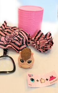 LOL Surprise doll LIL Makeover Series 5 Color Changer  HAMMY TIDE pet  with bag