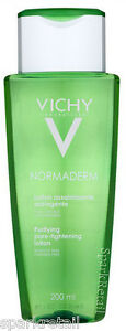 Vichy-NORMADERM-Purifying-Pore-Tightening-Toner-Lotion-200ml-For-Acne-Prone-Skin