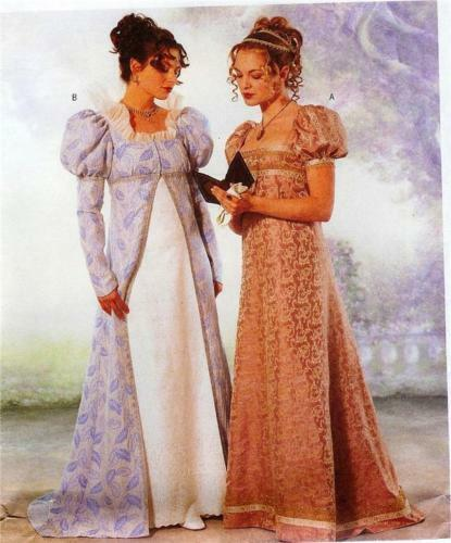 OOP Butterick Titanic Victorian Dress and Coat Sewing Pattern 6630 You Pick