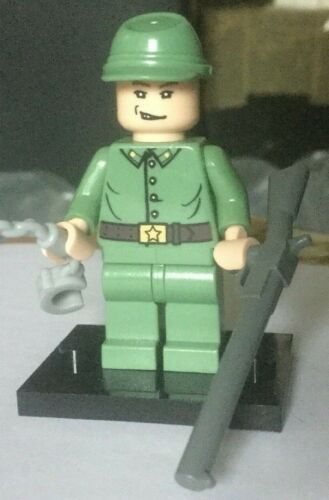 Kingdom Crystal Skull Russian Solider 1 7626 Lego Indiana Jones Minifigure