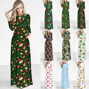 Christmas-Maxi-Dress-Vintage-Floral-Long-Dress-Evening-Party-Costume-for-Women