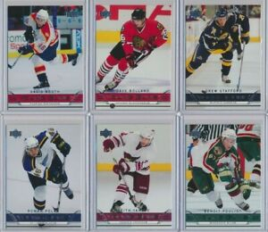 2006-07-Upper-Deck-Series-2-YOUNG-GUNS-Rookie-U-Pick-COMPLETE-YOUR-SETS