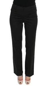 Stretch Neri Dritti New Pantaloni Pants It44 Bencivenga L Us10 4qtPPUw7