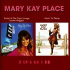 Tonite at the Capri Lounge/Aimin' to Please * by Mary Kay Place (CD, Sep-2011, Wounded Bird)