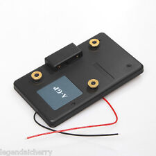 Anton Bauer Gold Mount Battery Adapter Plate Power Supply DSLR Rig  A-GP WY6