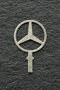 1//18 1//20 1//16 Mercedes Benz Stern Kühlerlogo Logo Mascot badge Emblem Ornament